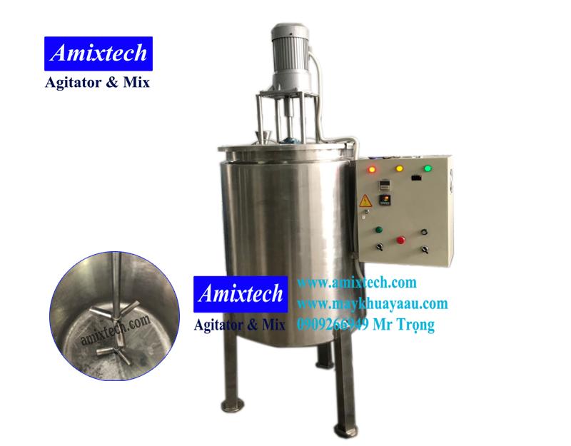 bồn khuấy hóa chất tank-bb02