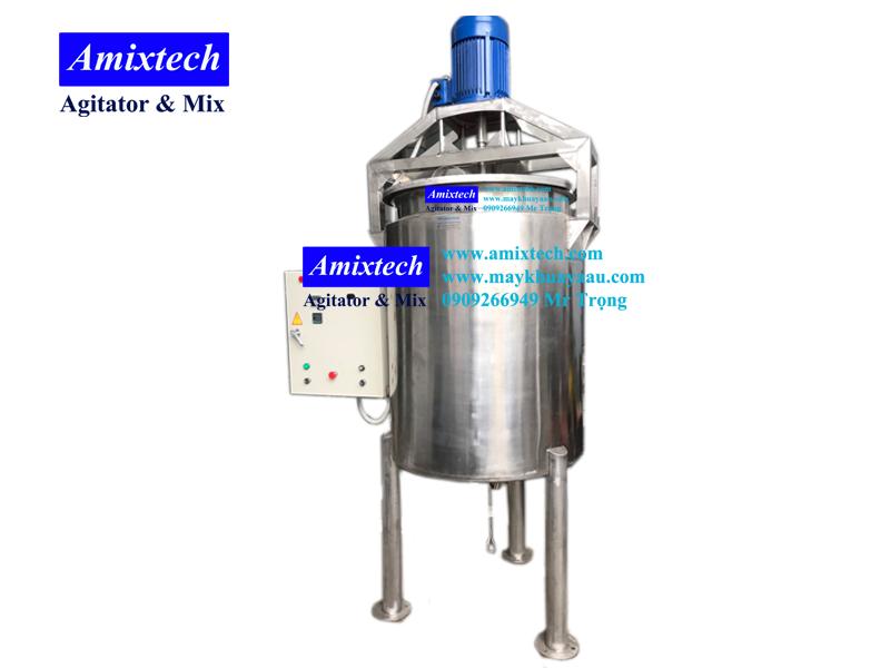 bồn khuấy hóa chất tank-bb01