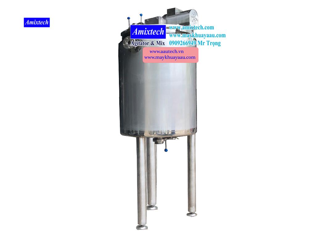 bồn khuấy gia nhiệt thực phẩm Tank-A03
