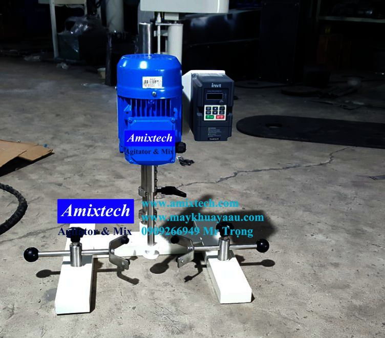 máy khuấy thí nghiệm ad-01