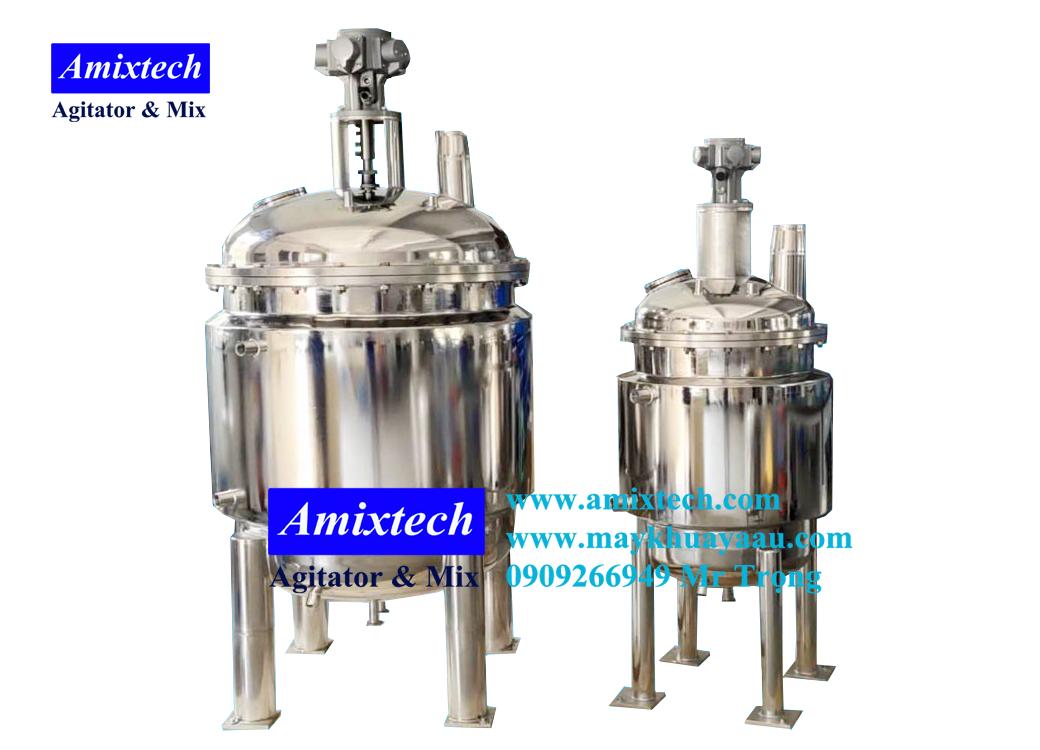 bồn khuấy khí nén Amix-K06