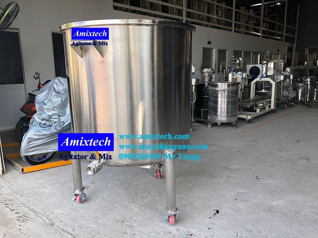 bồn chứa phân bón 500 lít
