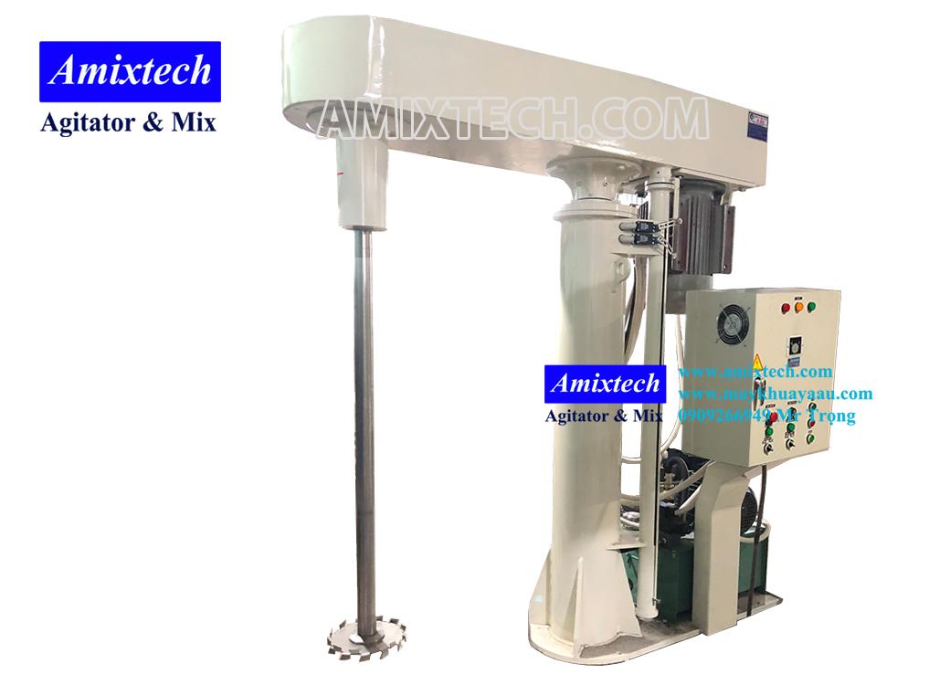 máy khuấy thủy lực Amix-TL01