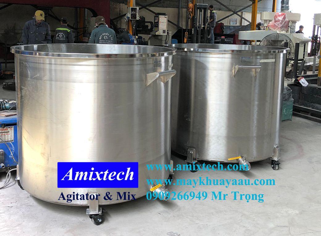 bồn chứa inox AB-01-1000