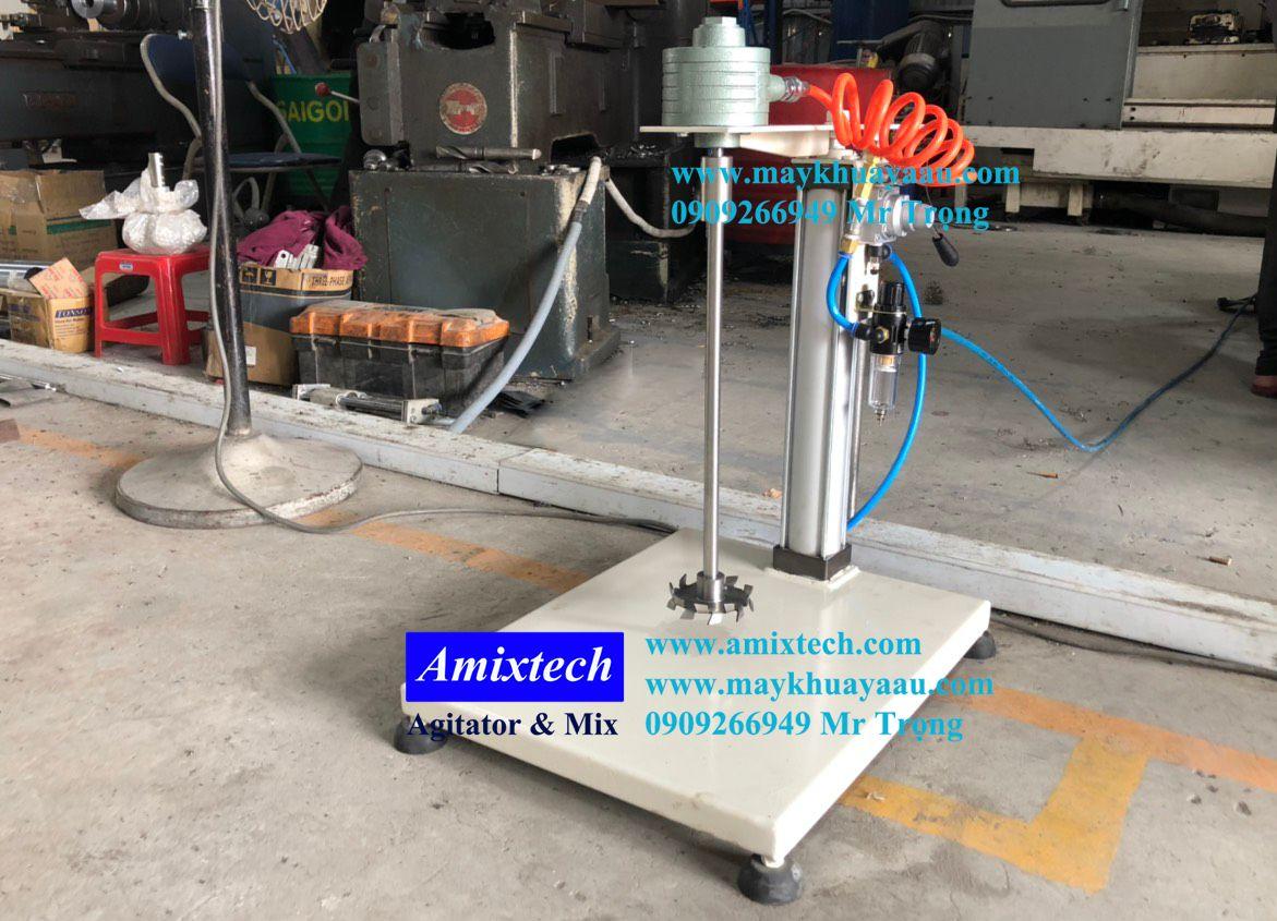 máy khuấy dung môi khí nén 5-20 lít