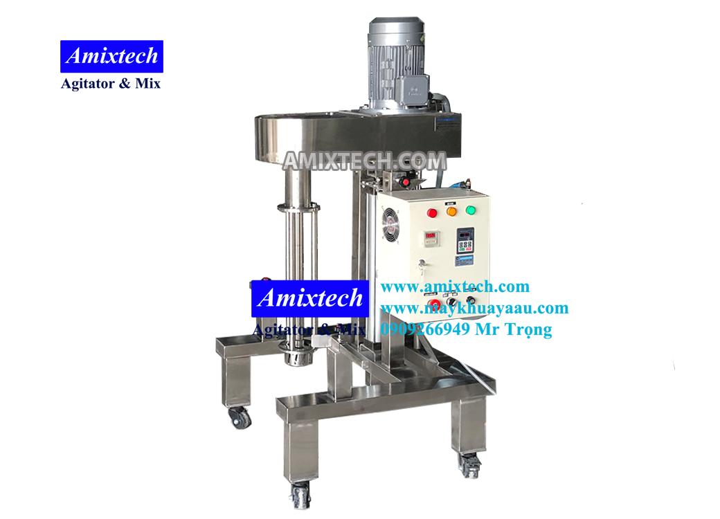 máy nhũ hóa inox 10-20 lít