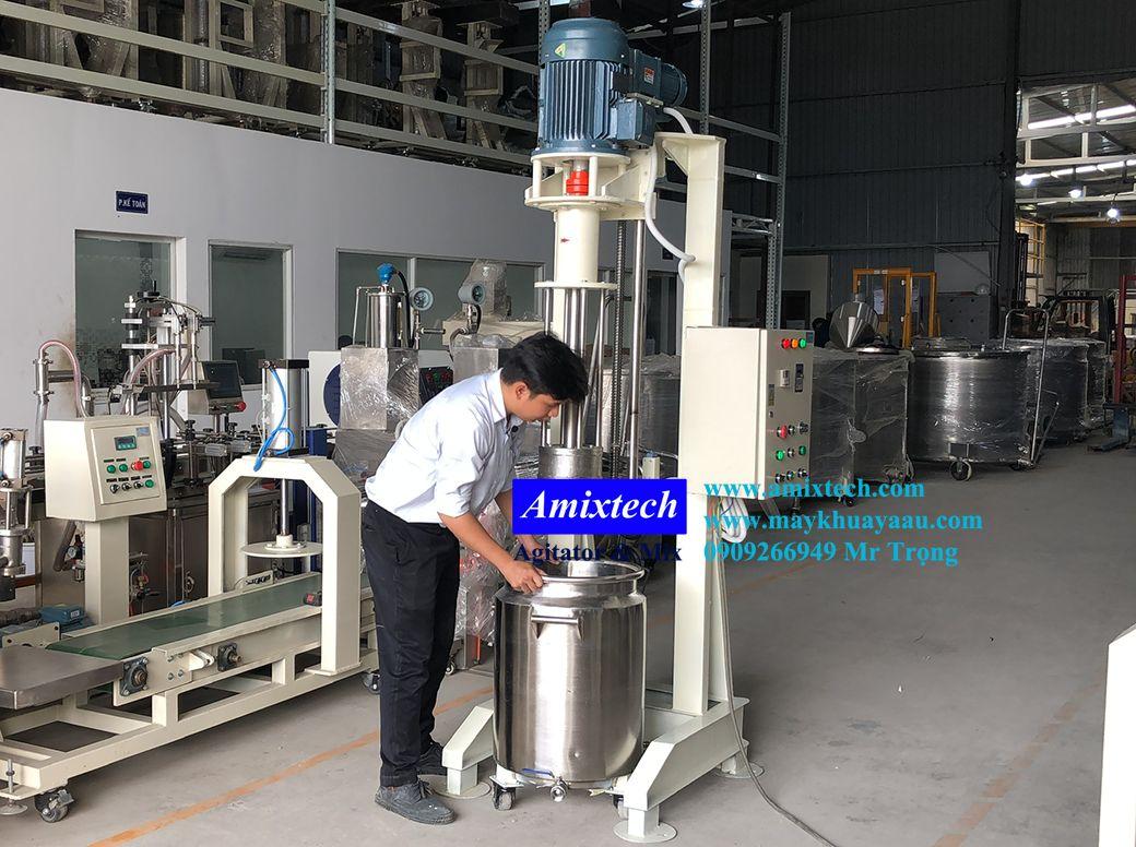 máy nghiền rổ 20-50kg AN-05-5