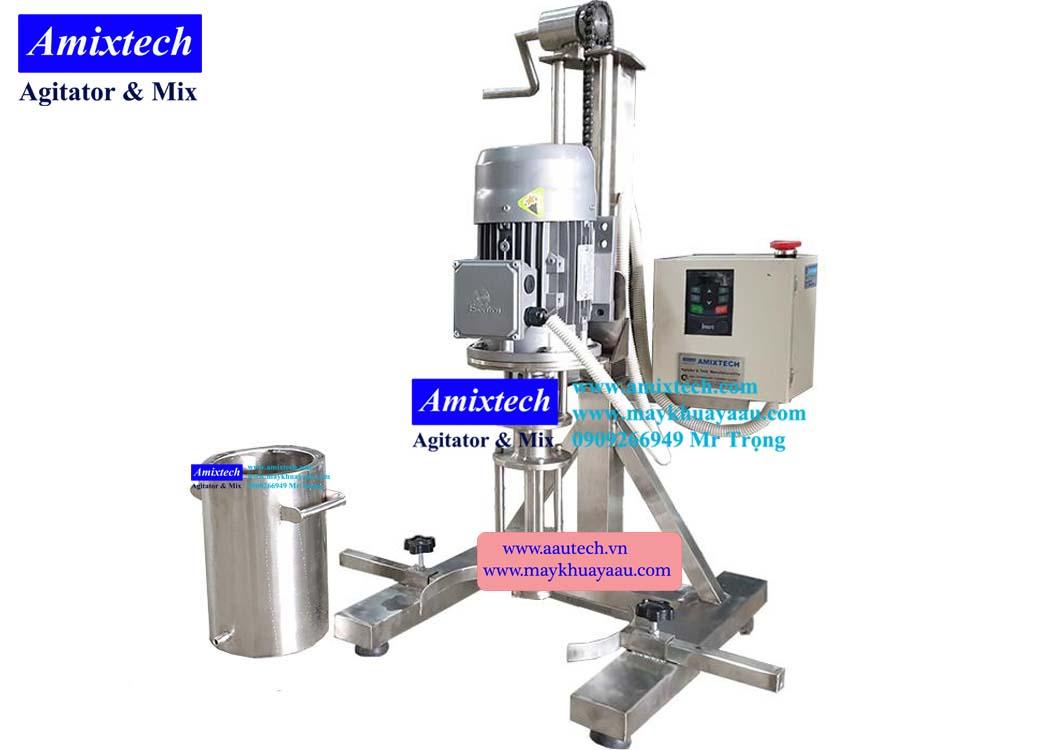 máy nhũ hóa 5-10kg NH-02
